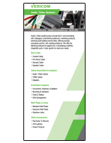 Audio / Video Systems Product Card