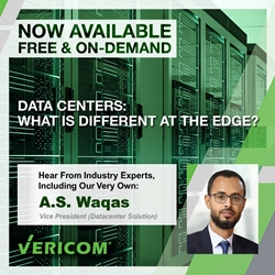 Free Webinar: Data Centers - What's Different at the Edge?